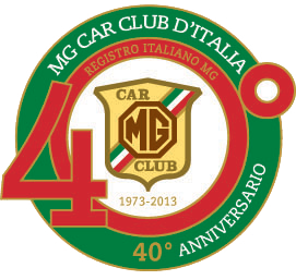 2013 MGCCI 40 badge2